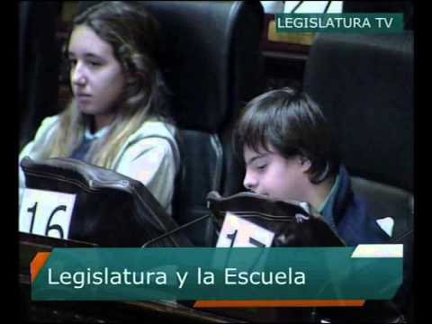 Watch videoSíndrome de Down: Chicos votan por Proyecto de Ley de Educación Inclusiva en la Legislatura Porteña