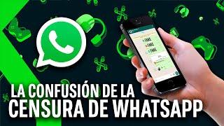 'Censura en WhatsApp': la confusión de cómo funcionan los reenvíos y los verificadores de contenido