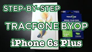 How To Set Up A Smartphone With Tracfone BYOP [Step-By-Step] [UPDATED]