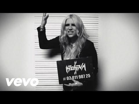 Kesha - Warrior Interrogation