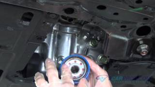 Engine Oil Change and Filter Honda CR-V
