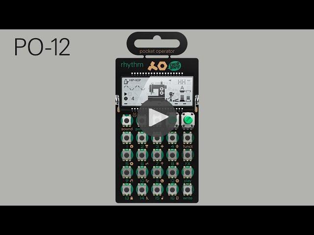 Pocket Operator Series Review   Guide & Reviews   Soundontime