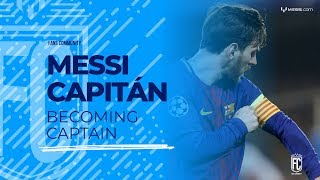Fans Community - Messi, capitan del FC Barcelona