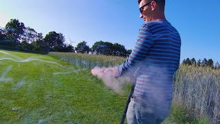 FPV 451 - Smoking Escooter Chase