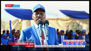 Peter Munya accuses DP Ruto for sabotaging PNU