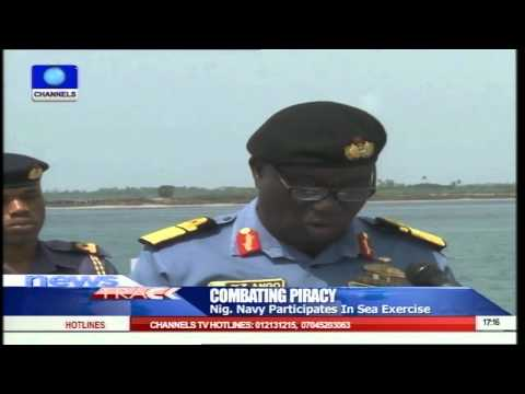 Nigerian Navy To Participate In Sea Exercise Organised By US