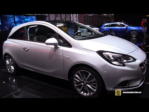 Opel Corsa 3 Doors Хетчбек класса B - рекламное видео 5