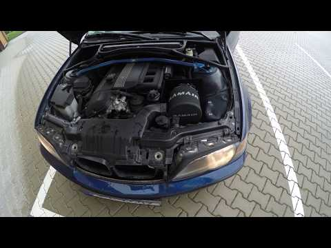 BMW E46 320i Ramair Jetsteam Air Intake - Sound - 1