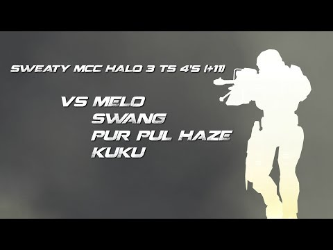 MCC TS 4's vs Melo, KuKu, Swang and pUr pUL hAzE (+11)