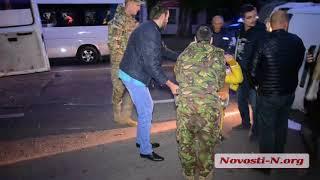 """Видео """"Новости-N"""": ДТП в центре Николаева"""