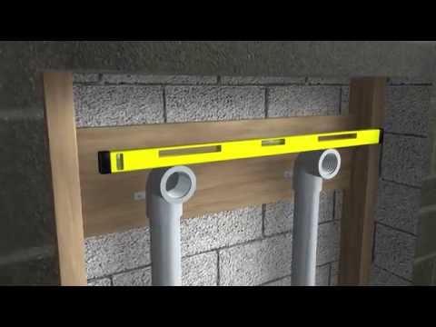 hansgrohe Raindance Select Showerpipe Installation