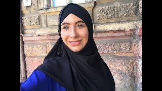 День в хиджабе