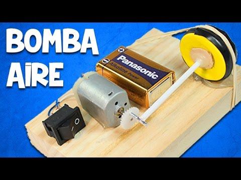 Como Hacer una Bomba de Aire Casera para tu Acuario o Pecera