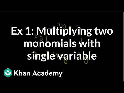 A thumbnail for: Multiplying and factoring expressions