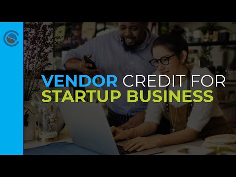 , title : 'Vendor Credit for Startup Business