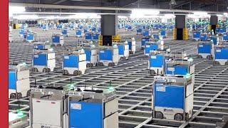 Ile robotów potrzeba do prowadzenia sklepu spożywczego?