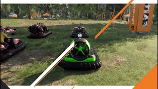 The Crew 2 | Gator Rush Introduced Hovercraft - 3 Events Gameplay