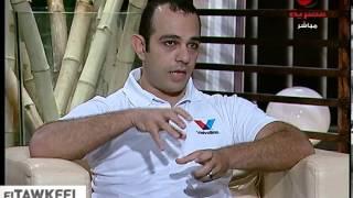 لقاء رامي سري ببرنامج عز الشباب بقناة روتانا مصرية