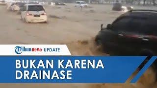 Banjir Genang Tol Cipali selama 1 Jam, Petugas Sebut Bukan karena Drainase Tak Berfungsi