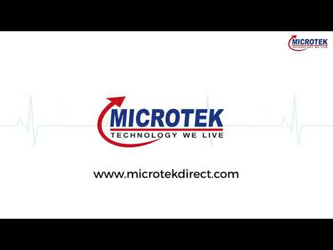 Microtek Infrared Contactless Thermometer