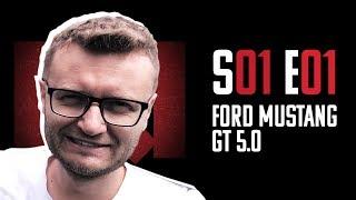 Czarna Wołga S01E01 | Kacper Ruciński | Ford Mustang GT 5.0