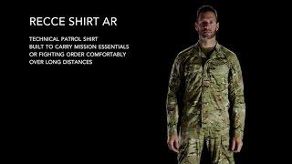 Recce shirt AR