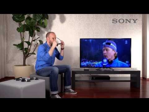 SONY BRAVIA TV - 10 3D schauen / 2D in 3D geniessen