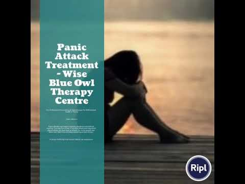 Panic disorder help in Surrey
