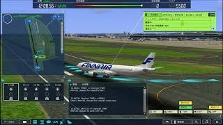 ぼくは航空管制官4 セントレア 練習ステージ / ATC4 RJGG Practice Stage