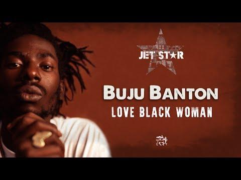 Buju Banton – Love Black Woman – Official Audio | Jet Star Music