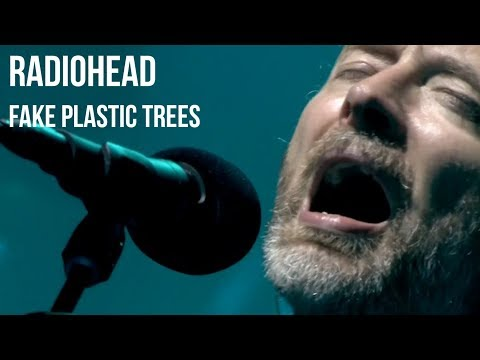Radiohead - Fake Plastic Trees | sub Español + lyrics