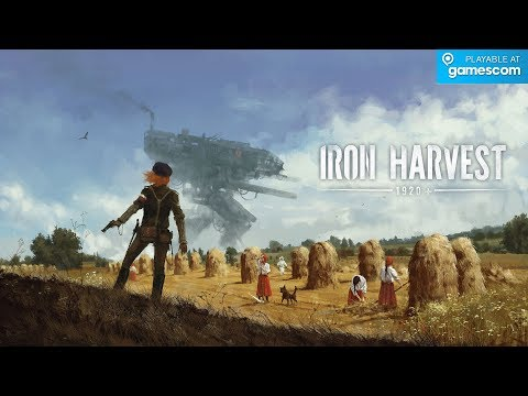 Deep Silver Iron Harvest (PS4, ML)