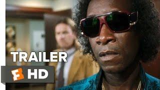 Miles Ahead Official Trailer 1 2016  Don Cheadle Ewan McGregor Movie HD