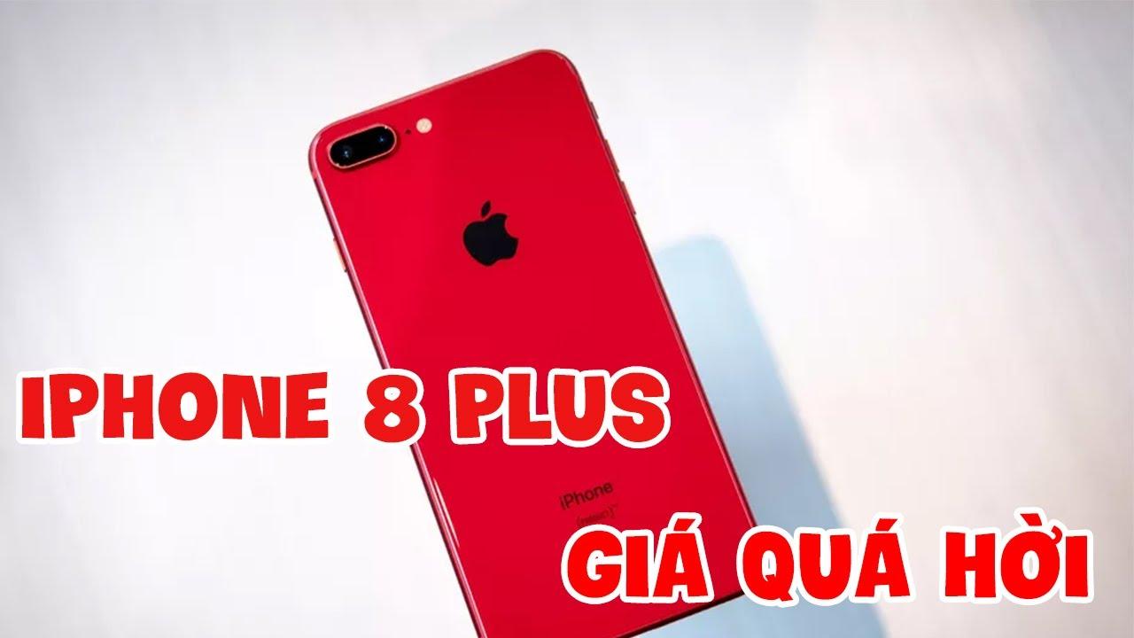 Giá iPhone 8 Plus đã giảm, có hời hơn iPhone Se 2020?