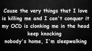 Eminem - The Monster (Lyrics) ft.  Rihanna