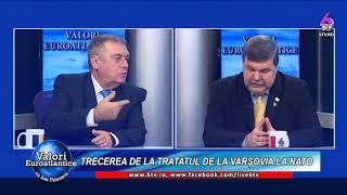 Trecerea de la Tratatul de la Varșovia la NATO