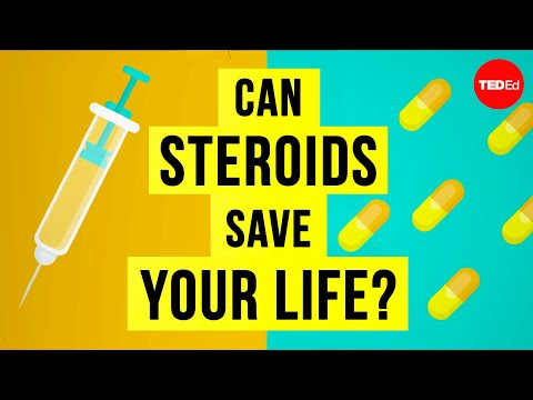 Saving Lives with Steroids?