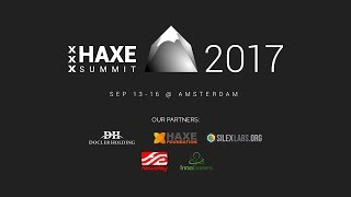 Keynote - The current state of Haxe - Nicolas Cannasse