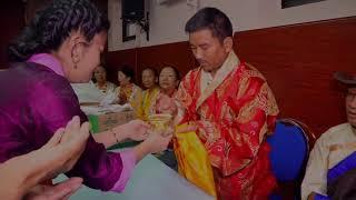 Kusang Weds Dawa Lhamu 2018