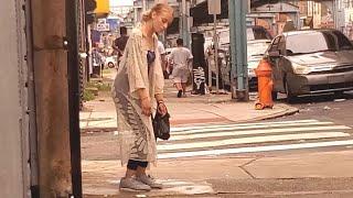 Streets of Philadelphia, Kensington Ave Story, (Short Clip #8) Saturday, Aug 28, 2021.
