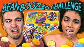 BEAN BOOZLED CHALLENGE! (ft. React Cast)   Challenge Chalice