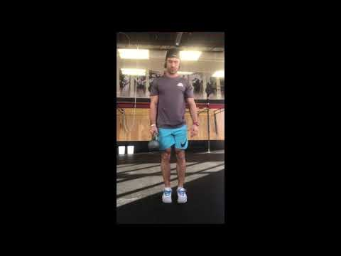 Hockey Referee Training - Single Leg RDL - YouTube