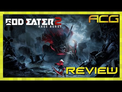 God Eater 2: Rage Burst Review video thumbnail