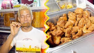 'D' Cabin on d Cross - Best Fried Chicken in T&T?