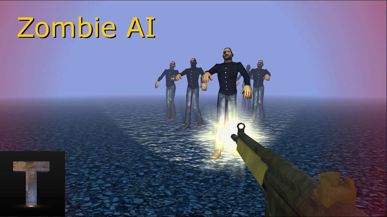 How to make Advanced Zombie AI in BGE [no code]