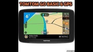 TomTom Go Basic  GPS  ( Europe - Screen Size 6 ) unbox