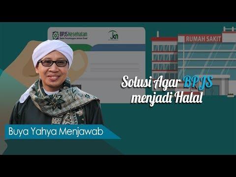 Solusi Agar BPJS menjadi Halal - Buya Yahya Menjawab