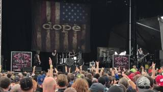 Dope- Burn MF, and Fu€k the police, live at Sonic Boom 2016