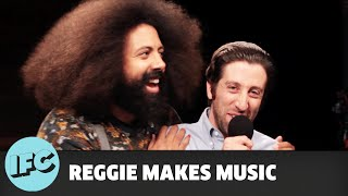 Reggie Makes Music | Simon Helberg | IFC