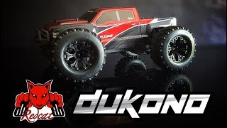 Redcat Dukono 1/10 Scale Electric RC Monster Truck